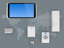 Internet of Things Concept Stock Image