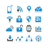 Internet of things icon Stock Photo
