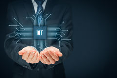 Internet of things IoT Stock Photos
