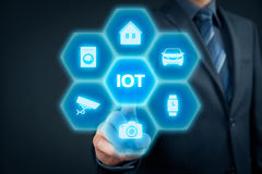 Internet of things IoT Stock Images