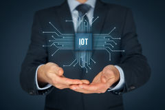 Internet of things IoT Royalty Free Stock Photo