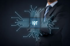 Internet of things IoT Royalty Free Stock Image