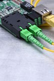 Internet Of Things Optical Fiber Converter, Information Technology Royalty Free Stock Images