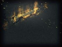 Internet van Dingen 3d illustratie Royalty-vrije Stock Fotografie