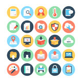 Internet Vector Icons 4 Stock Photography