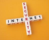 Internet-veiligheid Stock Afbeelding