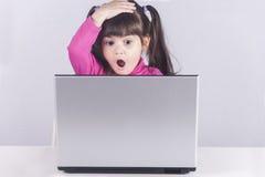 Internet-veiligheidsconcept royalty-vrije stock afbeelding