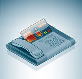 Internet Video Phone Royalty Free Stock Images