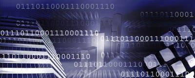 Internet-Vorsatz Lizenzfreies Stockfoto