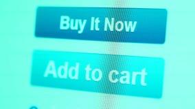 Internet web icon stock video