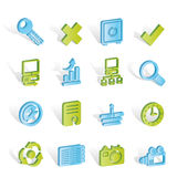 Internet and Web Site Icons. Vector Icon Set vector illustration