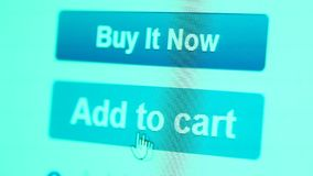 Internet-Webpictogram stock video