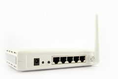 Internet wireless router Stock Image