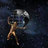Internet World Stock Image