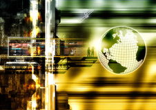interneta świat ilustracja wektor