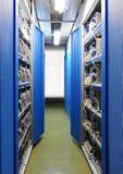 internetnätverksserver Arkivfoton