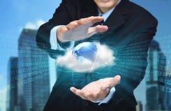 Internetowe Biznesowe serie Zdjęcia Stock