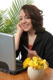 internetshopping Royaltyfri Fotografi
