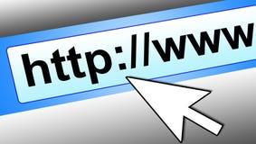 internety Zdjęcia Stock