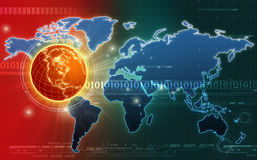 internety Zdjęcie Stock