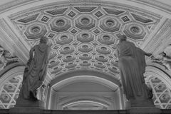 Interni del monumento nazionale di Victor Emmanuel II Monumento Nazionale Vittorio Emanuele II anche conosciuto come l'altare del Fotografie Stock Libere da Diritti