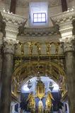 Interni della cattedrale di Domnius del san nella spaccatura Fotografia Stock