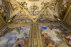 Interni di Palazzo Pitti, Firenze, Italia Fotografia Stock