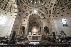 Interno del delle Grazie di Santa Maria a Milano Fotografia Stock