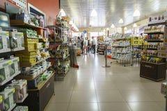 Interno del negozio Fotografie Stock Libere da Diritti