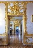 Interno del palazzo di Catherine Fotografia Stock Libera da Diritti