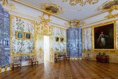 Interno del palazzo di Catherine Immagine Stock