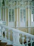 Interno del palazzo di Rundale Fotografia Stock