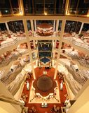 Interno dell'albergo di lusso. Fotografia Stock