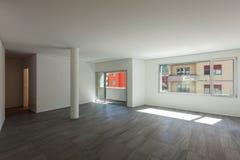 Interno dell'appartamento vuoto Fotografia Stock Libera da Diritti