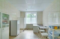 Interno dell'ospedale di Star City Fotografia Stock