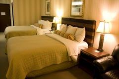 Interno della camera di albergo Immagini Stock Libere da Diritti