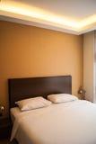 Interno della camera di albergo Immagini Stock