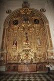 Interno della cattedrale Andalusia Granada Spagna Immagine Stock