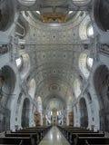 Interno della chiesa del ` s di St Michael a Monaco di Baviera, Germania Fotografia Stock Libera da Diritti