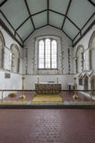 Interno della chiesa della st Augustines, Brookland, Risonanza Fotografie Stock Libere da Diritti