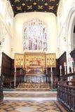 Interno della chiesa di St Margaret, abbazia di Westminster Fotografie Stock