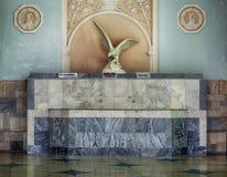Interno della galleria miniral dell'acqua per la molla number17 Fotografia Stock Libera da Diritti