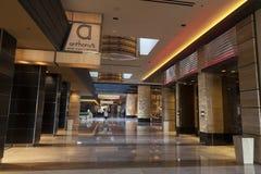 Interno della località di soggiorno di m. a Las Vegas, NV il 20 agosto 2013 Immagine Stock Libera da Diritti
