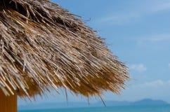 Interno della spiaggia House Immagini Stock