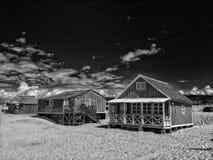 Interno della spiaggia House Fotografie Stock Libere da Diritti