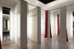 Interno della stanza adatta Fotografie Stock