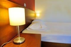 Interno di camera di albergo Fotografia Stock Libera da Diritti