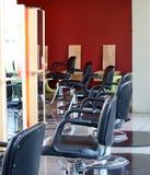Hairsalon Immagini Stock Libere da Diritti