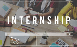 Internship Appretenceship Management Trainee Concept. People Internship Appretenceship Management Trainee stock images