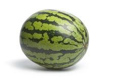 Intero melone dell'acqua dolce Fotografia Stock Libera da Diritti
